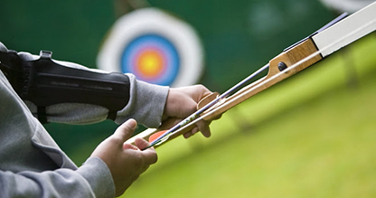 Archery at Gradbach                                             Scout Camp with Derwent                                             Adventures